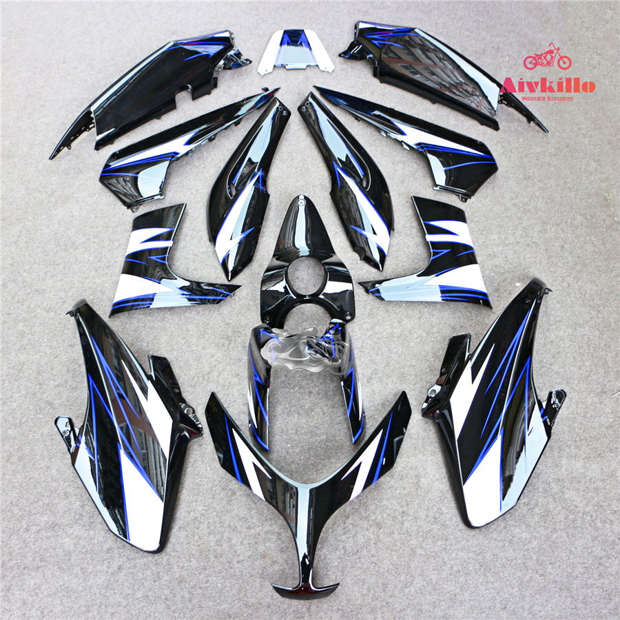 High Quality Bodywork Fairing Kit Set Fit For T-max500 XP500 2008-2011 09 10 Tmax500