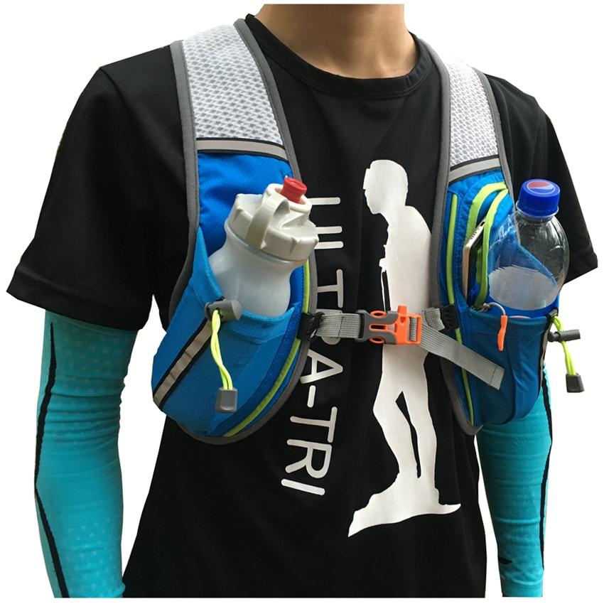 Prix pour ULTRA-TRI Trail Running Sac À Dos Léger Sport En Plein Air Sac Course Formation Professionnel Gilet Pack 8L