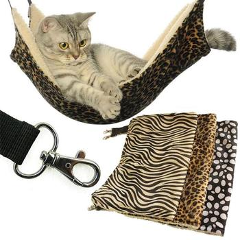 hamac pour chat motif animaux