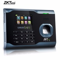 ZK U160 WIFI Fingerprint Time Attendance TCP/IP Fingerprint Time Clock