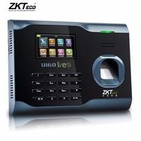 ZK U160 WIFI Fingerprint Time Attendance TCP/IP Fingerprint Time Clock