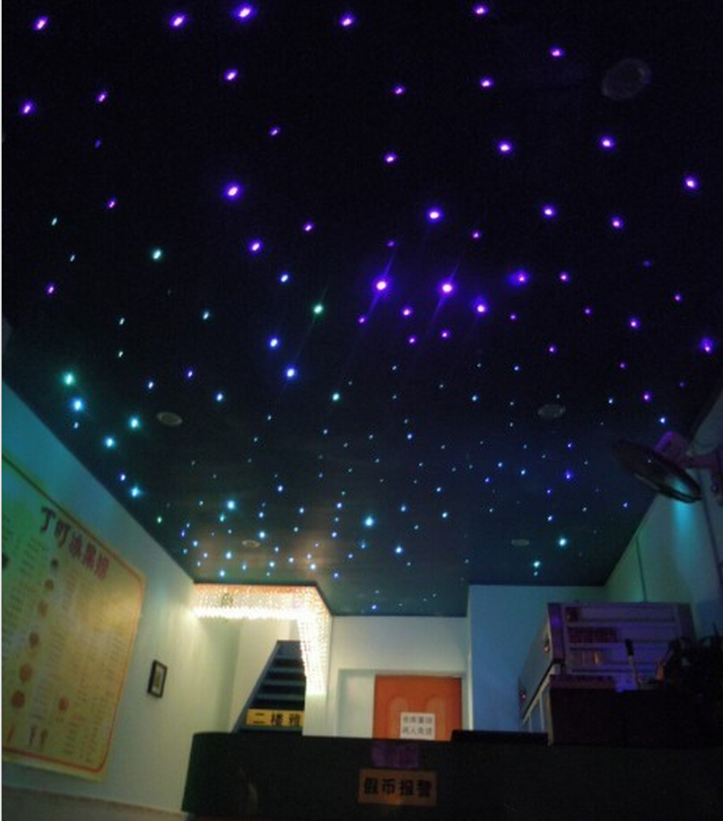 Webetop Led Fiber Optic Stars Renderings Modern Luxury Diy