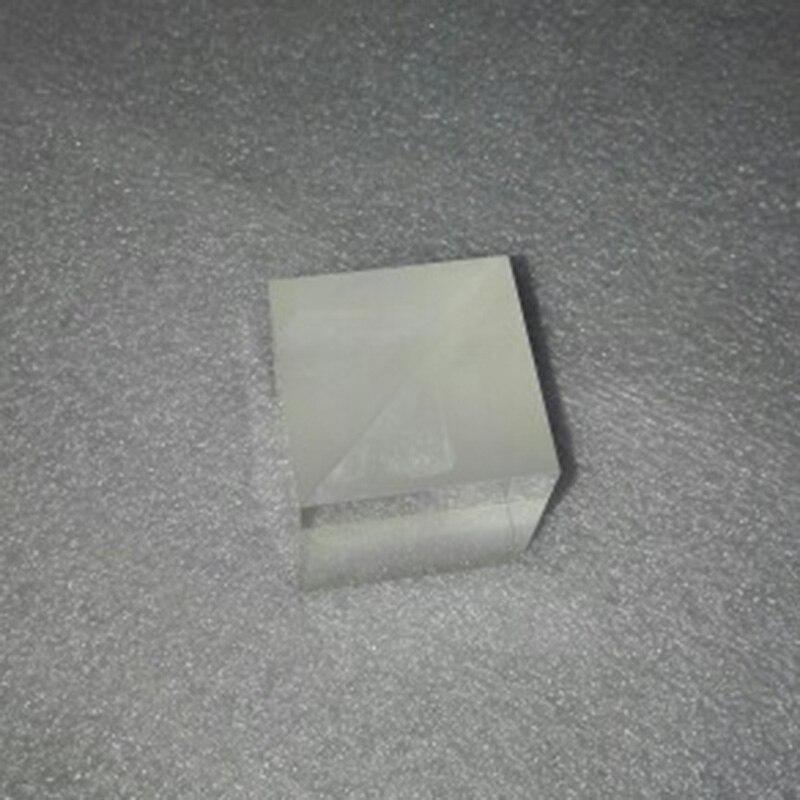 1PCS 50x50x60mm Optical Glass Cube Prism Physics Teaching Light Spectrum X-Cube Prisma lhll physics education prism precision optical glass 4 inches