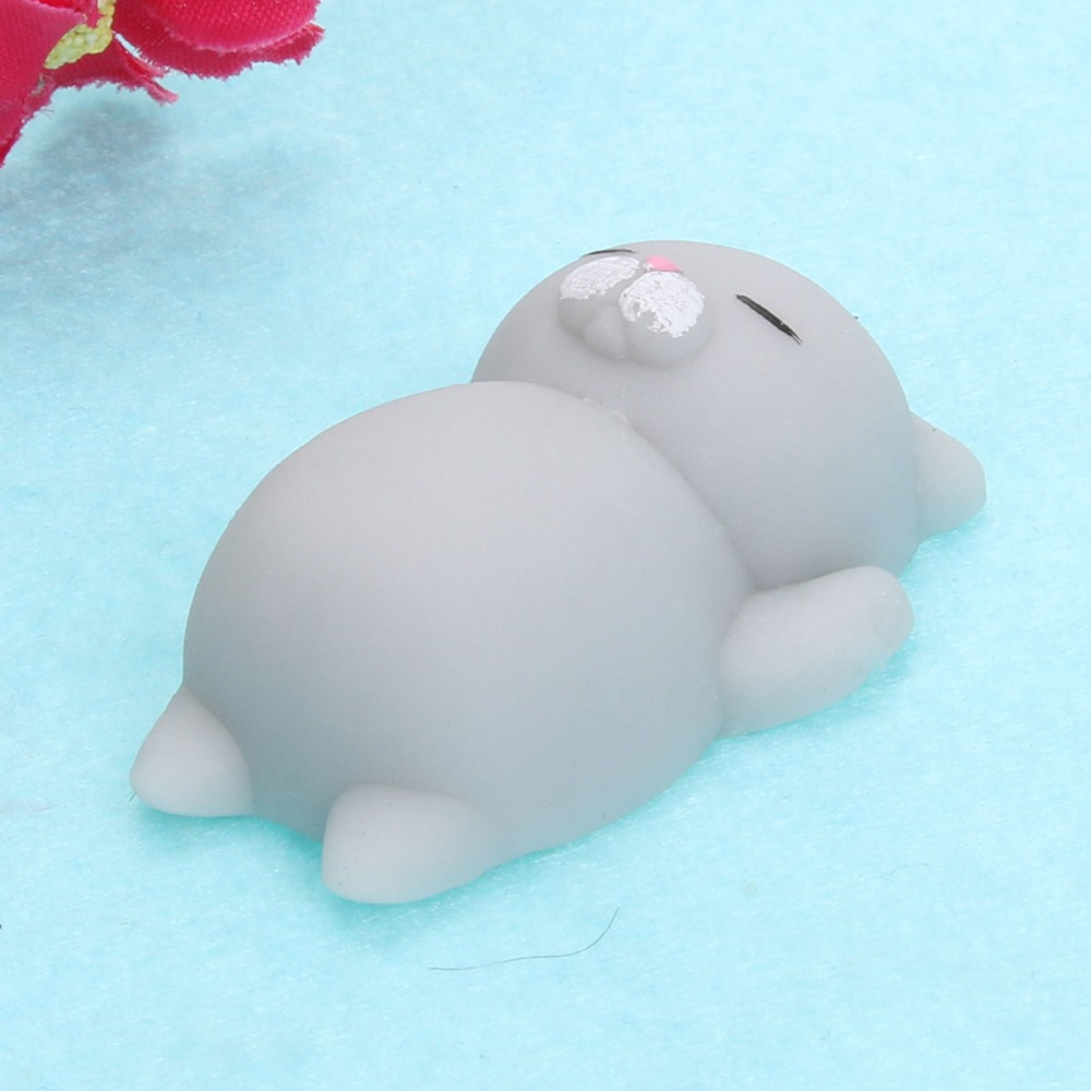 Finger Anti Stress Mini Gift Fidget Toy Crush Press Sweet Cure Cute Toy Kawaii Collection Decor
