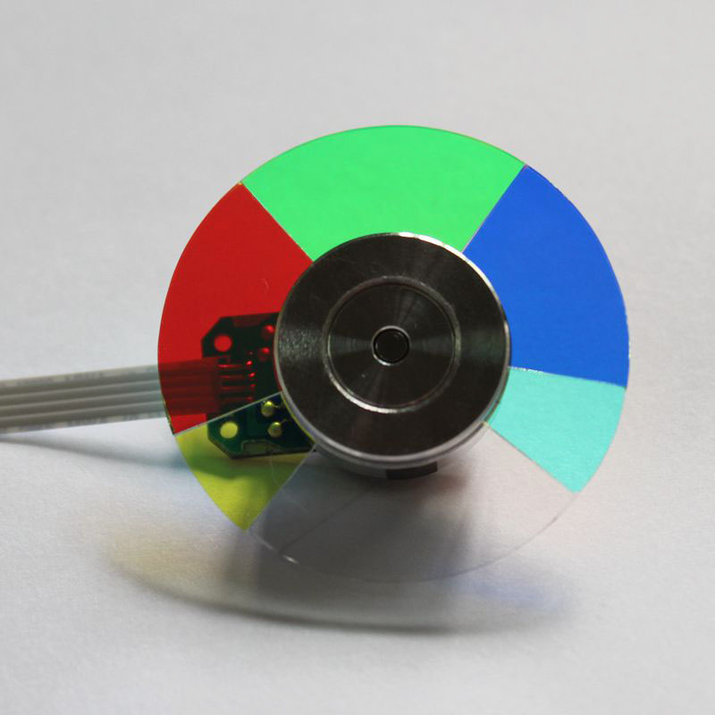 New Projector Color Wheel For BENQ MS524 MX3008 MS527 EP7232 Free Shipping