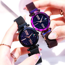 Modern Fashion Quartz Watch Men Women Mesh Stainless Steel Watchband High Qualit