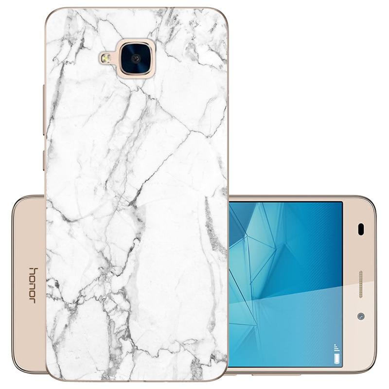 CaseRiver Soft Silicone (versión rusa) para Huawei Honor 5C Carcasa - Accesorios y repuestos para celulares - foto 5