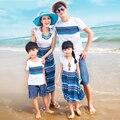 2017 juego de madre e hija ropa moleton roupas vestido trajes de padre e hijo madre e hija mae e filha camisetas casuales