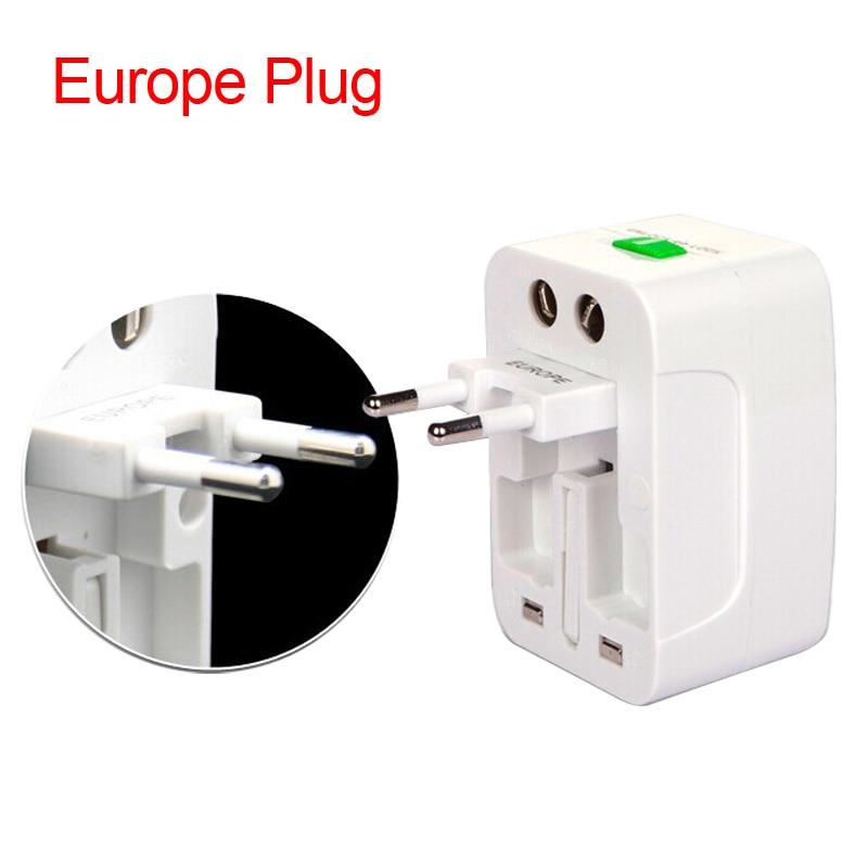 adapter Worldwide Universal Adapter Plug Socket Comverter Universal All in 1 Travel Electrical Power Adapter Plug US UK AU EU