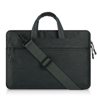 Cheap Felt Laptop Sleeve For Waterproof Case Protective Shell Notebook 15 6 Inches Computer Bag Black