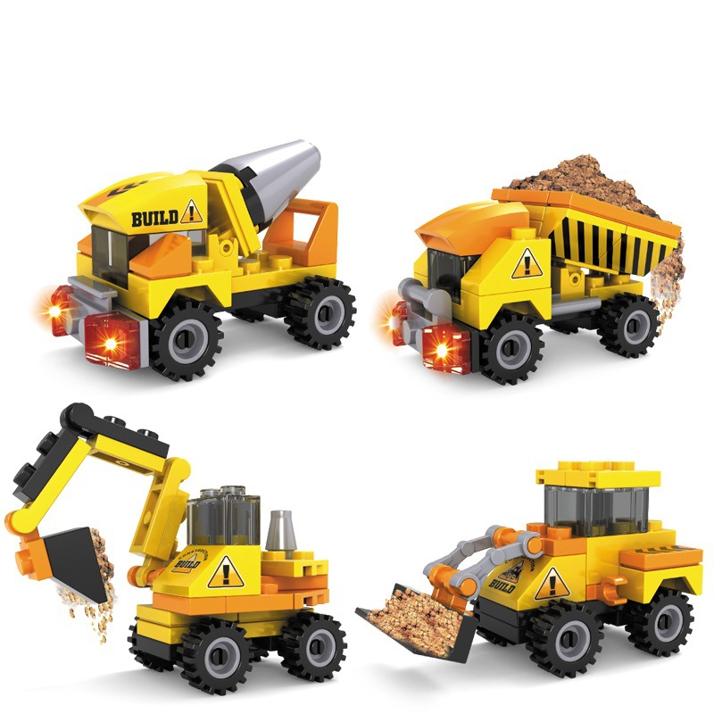 Large Construction Toys For Boys : Aliexpress buy building blocks sets toys for boys