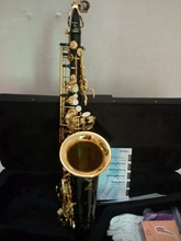 Hot High quality Saxophone alto YAS 875EX musical instruments professional E-flat saxof n Alto Black saxophone