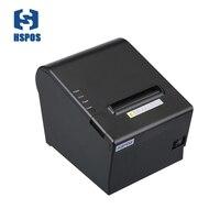 Alta qualidade 80mm usb wifi suporte opos pos impressora térmica com beeper com cortador automático e interface de gaveta de dinheiro