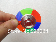 Wholesale Projector Color Wheel for  SP-A600 SP-A600B Diameter 55mm Free shipping