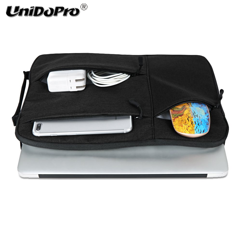 Unidopro Sleeve Briefcase Handbag for Dell XPS9360-7336SLV Aktentasche 13.3 Laptop Intel Core i7 Mallette Carrying Bag Cover