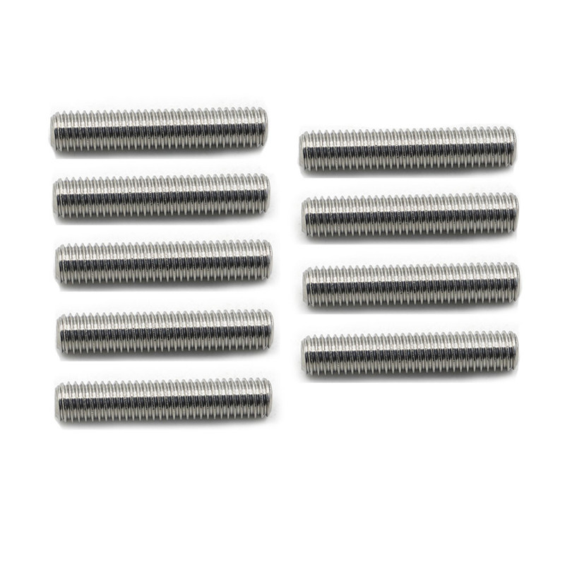 US $11 32 15% OFF|1320 Performance Stainless Exhaust Muffler Silencer  manifold Stud Studs screw nut Bolt repair Kit for Honda Acura B D H F GSR  Si-in