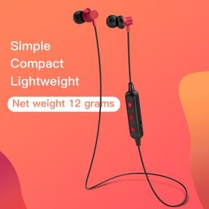 Image 4 - HOCO Wireless Bluetooth Earphone Sport Running Headphone Bluetooth V4.1 JL Hands free A2DP Avrcp With MIC Earpiece Sport Calls