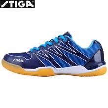 Оригинальные Stiga туфли для настольного тенниса Zapatillas Deportivas Mujer мужские и женские ракетки для пинг понга спортивные кроссовки CS-3621