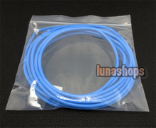 100cm Blue Skin Nordost Odin Top-rated Silver Plated + shield Speaker Audio Signal Cable