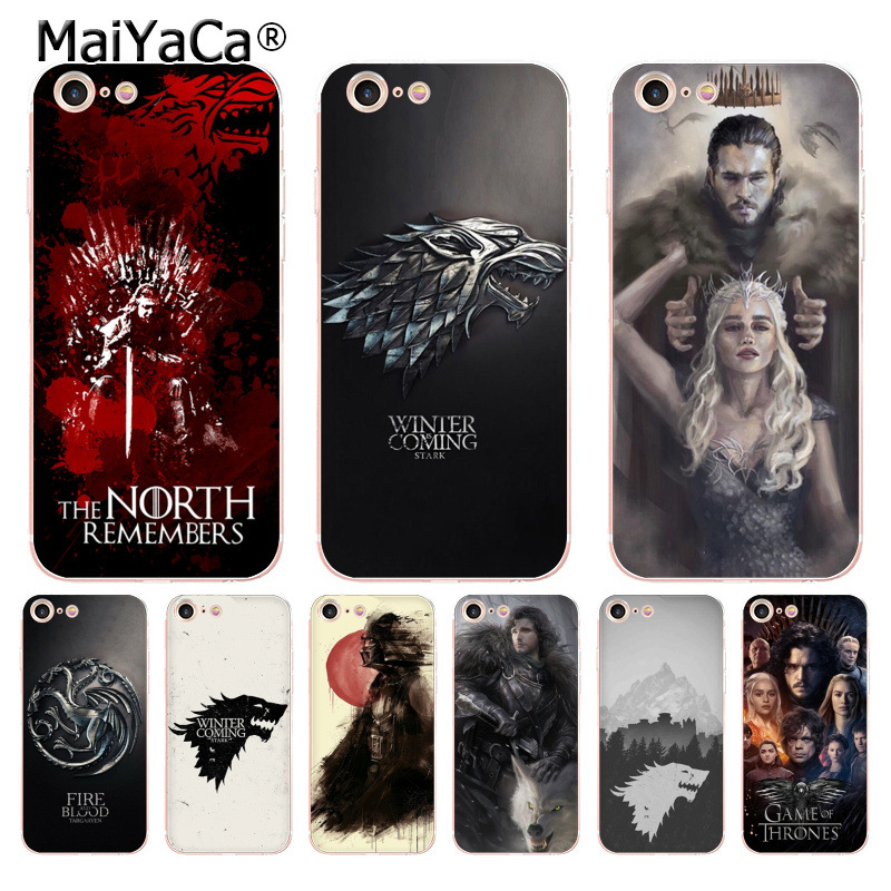 5fd127333 Game Thrones Daenerys Dragon Jon Snow Tyrion Lannister Phone Accessories
