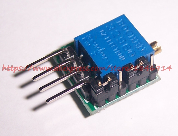 AT43 AT43H Delay Circuit Module Timing Switch 1 Second -20 Hours Better Than NE555 Delay Module