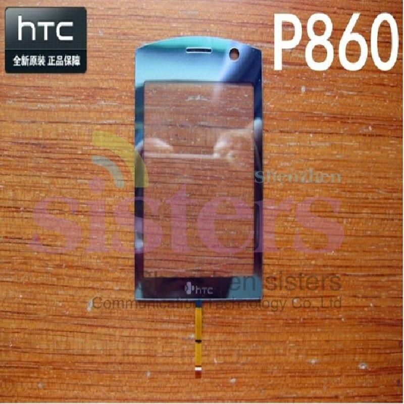 High Quality Black/White Touch Screen Digitizer Panel for HTC Dopod P860 O2 XDA Orbit II