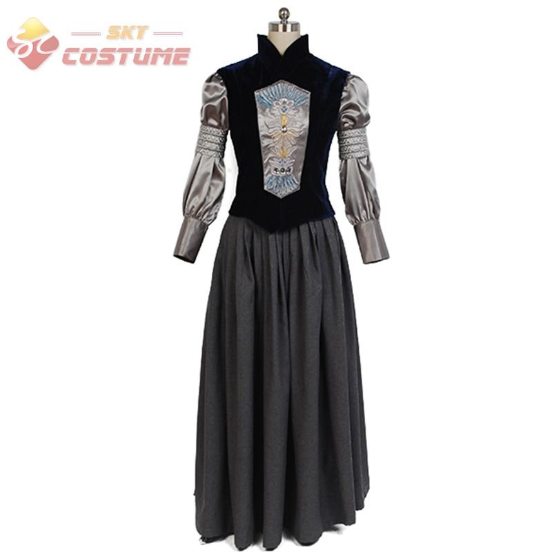 Star Wars Padme Naberrie Amidala font b Shirt b font Vest Dress Full Set Movie Halloween