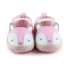 Newborn Baby Shoes Toddler  Infant Boy Girls Cotton Soft Sole Cute Crib Autumn Shoes For 0-12M Bebe