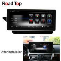 10.25 Android 7.1 Octa 8 Core CPU 2+32G Car Radio GPS Navigation Bluetooth WiFi Head Unit Screen for Mercedes Benz E W212 S212