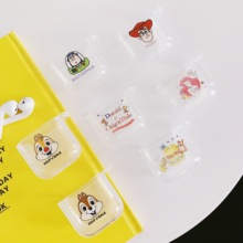 Cartoon Chip n Dale Buzz Woody Ariel Wireless Bluetooth Earphone Cute Case For Apple AirPods 2&1 Silicone Charging