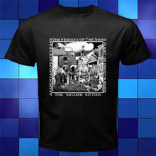 Top Quality T Shirts O Neck O-Neck Men Crass Punk Rock Band Album Music  Short Sleeve Fashion