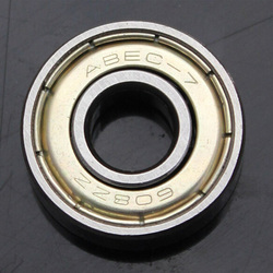 High quality 10pcs abec 7 deep groove ball bearing 608zz 8x22x7 mm bearing steel 608 zz.jpg 250x250