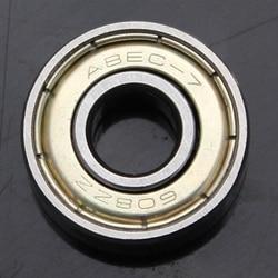 High quality 10pcs abec 7 deep groove ball bearing 608zz 8x22x7 mm bearing steel 608 zz.jpg 250x250