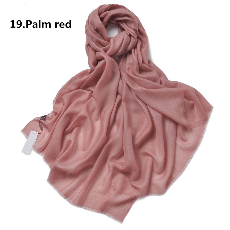 19. Palm red