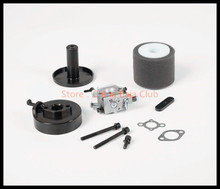 Walbro 813 high-performance carburetor contain air filter kit with damper