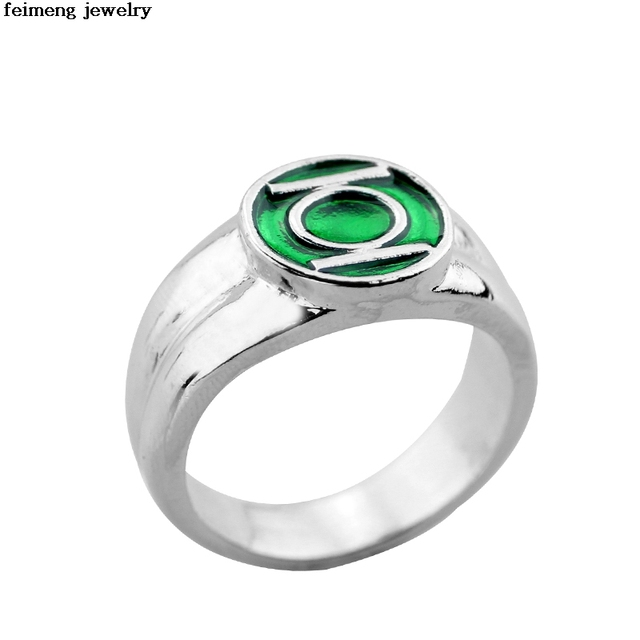 Kostenlose Lieferung Dc Comics Ring Green Lantern Mit Hoher Qualitat