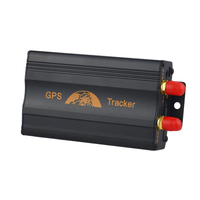 GPS/GSM Vehicle Tracker GPS103A+ Dual SIM Card Arm/Lock by SMS TK103A+