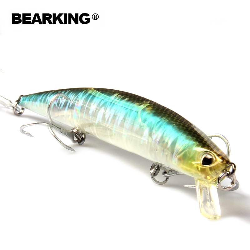 BearKing Retail A+  fishing lures 2016 Hot-selling   140mm/18g, slim size minnow crank popper penceil bait good quality bearking retail a fishing lures 2016 hot selling minnow 120mm 40g super sinking crank popper penceil bait good quality