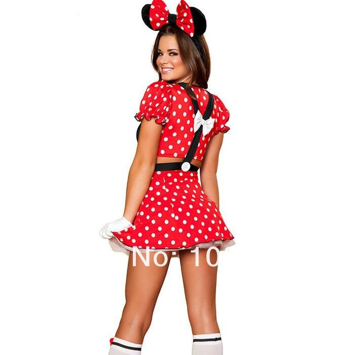 costume Adult pleated fantasy