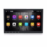 KLYDE 10 2 Din Android 8.1 8 Core univerdal NO DVD Car Radio Audio 1024*600 Car Stereo Multimedia Player