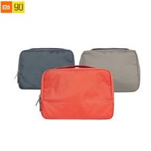 Xiaomi 90FUN Waterproof Portable Wash Bag Women Makeup Organizer Cosmetics Toiletry kit luggage Travel Trip Vacation Accessories