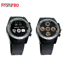 FROMPRO SW007 Bluetooth Smart Watch With Camera Pedometer Wearable Devices Support Sim TF card Men Smartwatch for Android Phone