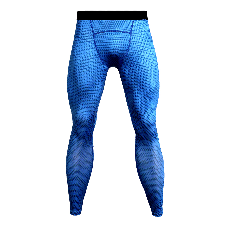 New Crossfit Compression Pants Men Fashion 3D Joggers Sportswear Sweatpants Bodybuilding Trousers MMA Leggings Fitness Tights