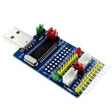 CH341A USB a SPI I2C IIC UART TTL ISP modulo adattatore seriale convertitore EPP/MEM per debug spazzola seriale RS232 RS485