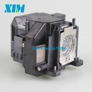 Image 4 - Replacement Projector lamp for Epson EB X02 EB S02 EB W02 EB W12 EB X12 EB S12 EB X11 EB X14 EB W16 EX5210 V13H010L67 ELPL67