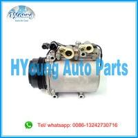 MSC130CV car ac compressor for Mitsubishi Delica Starwagon L400 Express AKC200A601D MB958789 4PK 120mm