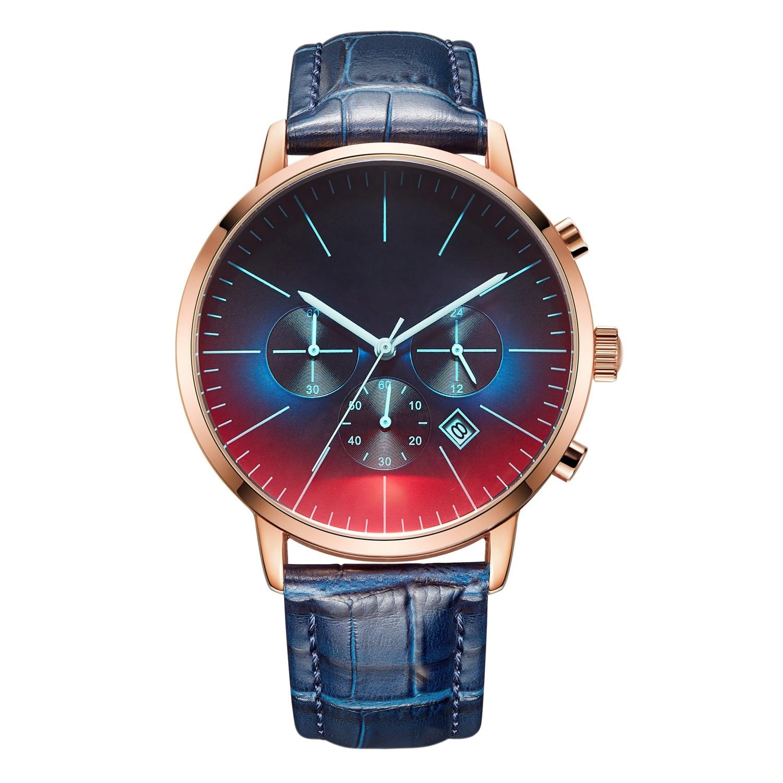 gravura relógios nenhum logotipo luxo moda casual