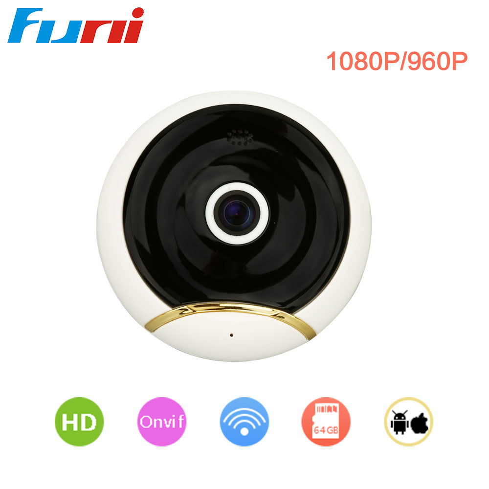Funi 1080P IP Camera Wifi H.264 Two-way Audio Night Vision Support SD Card CCTV Camera Video Surveillance 2MP Wireless IP camera smart mini camera wifi support two way audio night vision sd card onvif motion detect camera with wifi for home security