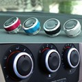 3PCS/LOT For FORD FOCUS Mondeo Air Conditioning Switch AC Knob Car heat control For focus 2 focus 3 Auto Accessories