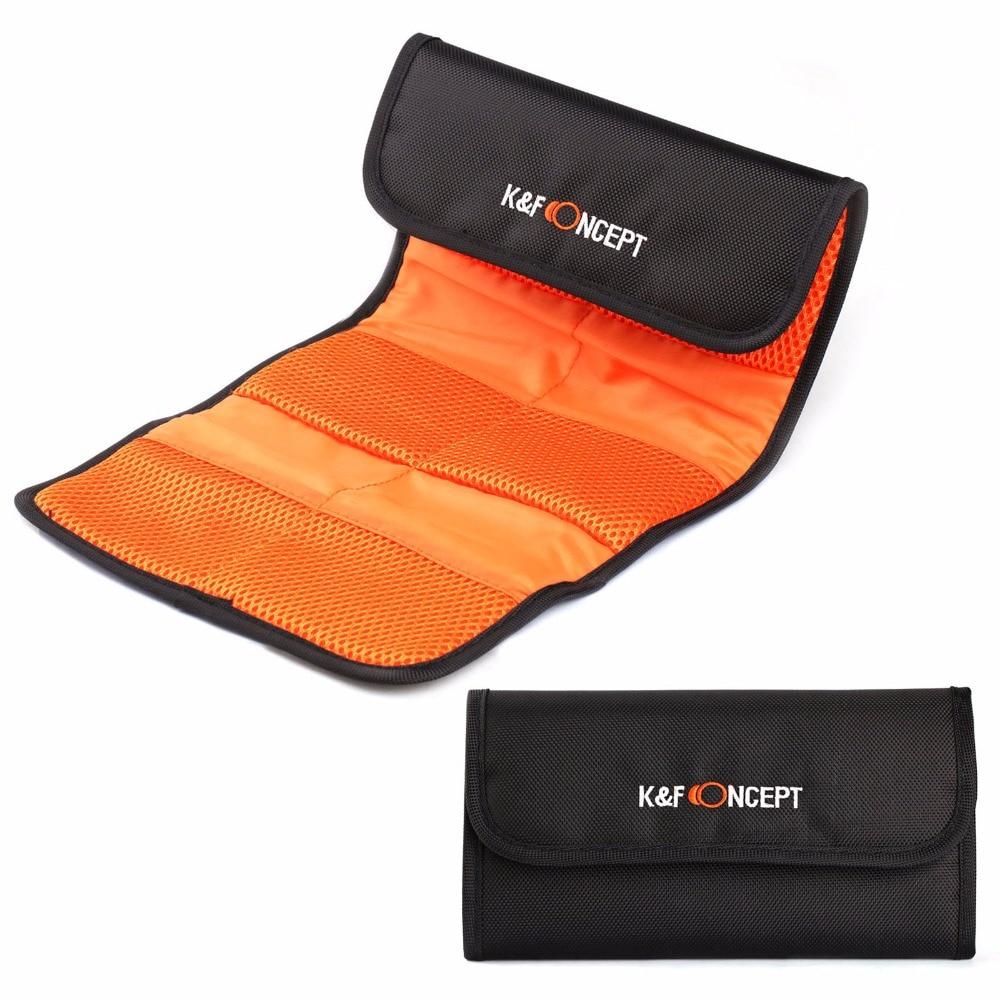 K&F CONCEPT 58mm ND2 ND4 ND8 objektiivide filter + UV CPL FLD + - Kaamera ja foto - Foto 5